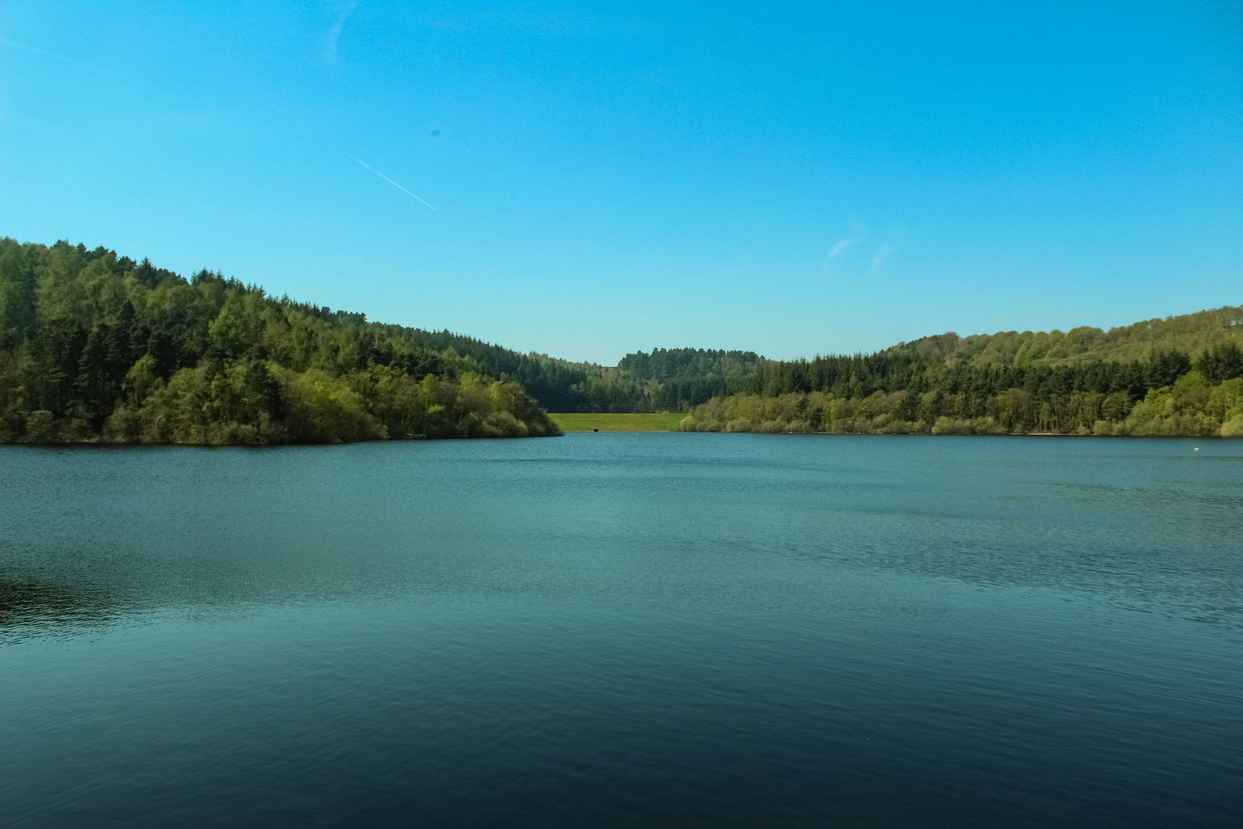 Rivelin Reservoir, Sheffield
