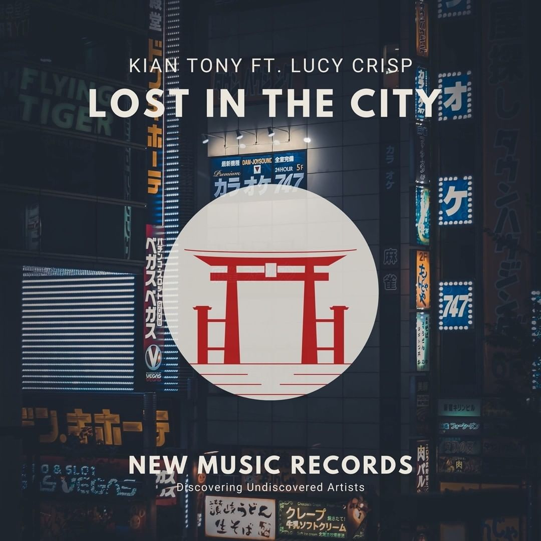 Lost in the city is Lucy Crisps latest single.