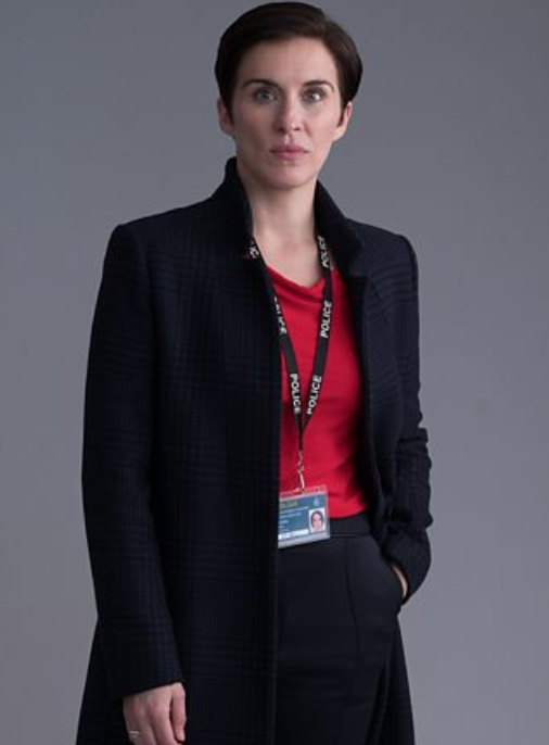 This image shows Kate Fleming from Line of Duty