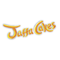 This is a PNG image of the Jaffa Cake official logo.