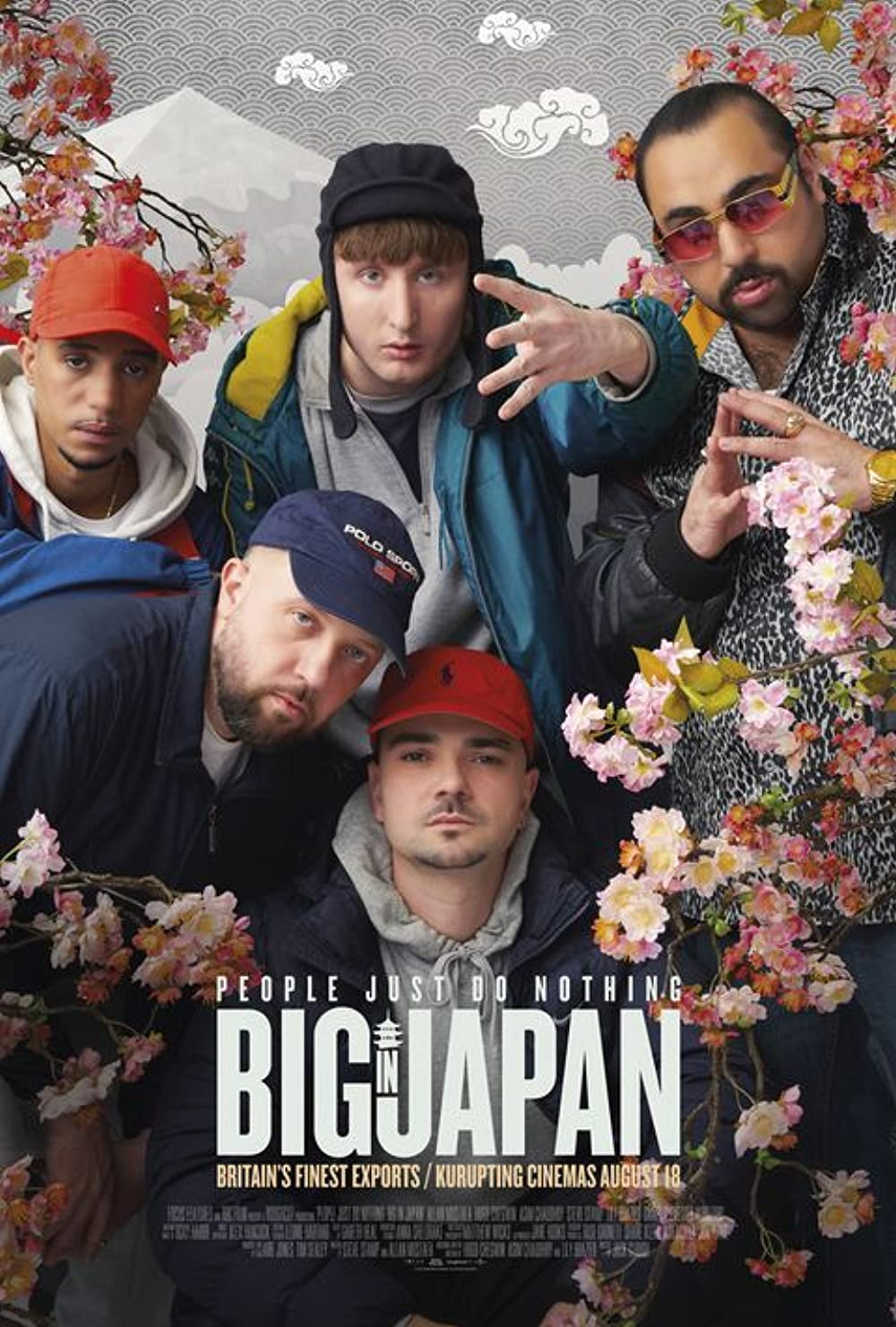 This is an image of the People Just Do Nothing: Big in Japan movie.